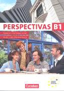 Cover-Bild zu Perspectivas B1. Paket