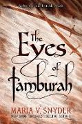 Cover-Bild zu The Eyes of Tamburah (Archives of the Invisible Sword, #1) (eBook) von Snyder, Maria V.
