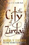 Cover-Bild zu The City of Zirdai (Archives of the Invisible Sword, #2) (eBook) von Snyder, Maria V.