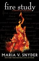 Cover-Bild zu Fire Study von Snyder, Maria V.
