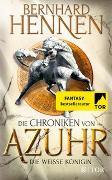 Cover-Bild zu Die Chroniken von Azuhr - Die Weiße Königin von Hennen, Bernhard