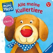 Cover-Bild zu Alle meine Kullertiere von Grimm, Sandra