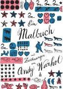Cover-Bild zu Ein Malbuch mit Zeichnungen von Andy Warhol von Warhol, Andy (Zeichn.)