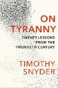Cover-Bild zu Snyder, Timothy: On Tyranny