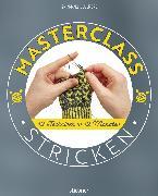 Cover-Bild zu Arnall-Culliford, Jen: Masterclass Stricken (eBook)