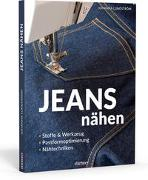 Cover-Bild zu Lundström, Johanna: Jeans nähen