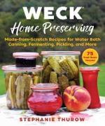 Cover-Bild zu eBook WECK Home Preserving