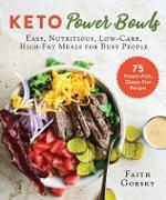 Cover-Bild zu eBook Keto Power Bowls