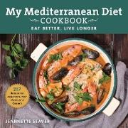 Cover-Bild zu eBook My New Mediterranean Diet Cookbook