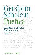 Cover-Bild zu Scholem, Gershom: Poetica (eBook)