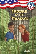 Cover-Bild zu Capital Mysteries #7: Trouble at the Treasury von Roy, Ron