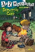 Cover-Bild zu A to Z Mysteries Super Edition 1: Detective Camp von Roy, Ron
