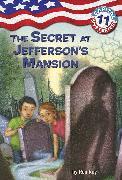 Cover-Bild zu Capital Mysteries #11: The Secret at Jefferson's Mansion von Roy, Ron