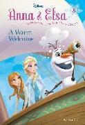 Cover-Bild zu Anna & Elsa #3: A Warm Welcome (Disney Frozen) von David, Erica