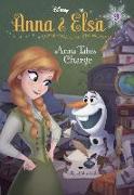 Cover-Bild zu Anna & Elsa #9: Anna Takes Charge (Disney Frozen) von David, Erica