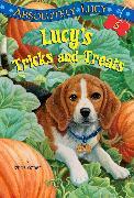 Cover-Bild zu Absolutely Lucy #5: Lucy's Tricks and Treats von Cooper, Ilene