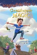 Cover-Bild zu Grasshopper Magic von Jonell, Lynne