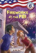 Cover-Bild zu Capital Mysteries #6: Fireworks at the FBI von Roy, Ron