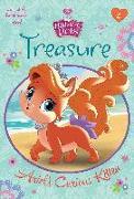 Cover-Bild zu Treasure: Ariel's Curious Kitten (Disney Princess: Palace Pets) von Redbank, Tennant