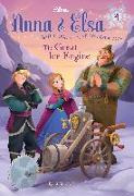 Cover-Bild zu Anna & Elsa #4: The Great Ice Engine (Disney Frozen) von David, Erica