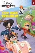 Cover-Bild zu Toy Box Trouble! (Disney Infinity) von Weingartner, Amy