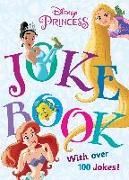 Cover-Bild zu Disney Princess Joke Book (Disney Princess) von Carbone, Courtney