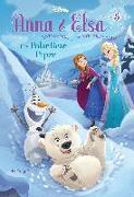 Cover-Bild zu Anna & Elsa #5: The Polar Bear Piper (Disney Frozen) von David, Erica