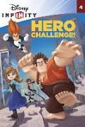 Cover-Bild zu Hero Challenge! (Disney Infinity) von Weingartner, Amy