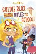 Cover-Bild zu Goldie Blox Rules the School! (GoldieBlox) von Mcanulty, Stacy