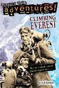 Cover-Bild zu Climbing Everest (Totally True Adventures) von Herman, Gail