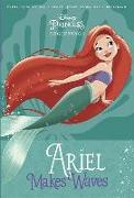 Cover-Bild zu Disney Princess Beginnings: Ariel Makes Waves (Disney Princess) von Marsham, Liz