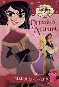 Cover-Bild zu Tales of Rapunzel #2: Opposites Attract (Disney Tangled the Series) von McCullough, Kathy