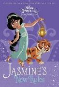 Cover-Bild zu Disney Princess Beginnings: Jasmine's New Rules (Disney Princess) von Francis, Suzanne