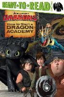 Cover-Bild zu How to Start a Dragon Academy von David, Erica (Bearb.)