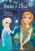 Cover-Bild zu Anna & Elsa #2: Memory and Magic (Disney Frozen) von David, Erica