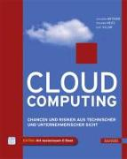 Cover-Bild zu Cloud Computing