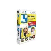 Cover-Bild zu theorie24/CH-Fahrschule DVD inkl. Buch 2021/22 D/F