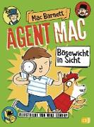Cover-Bild zu eBook Agent Mac - Bösewicht in Sicht