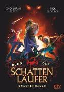 Cover-Bild zu eBook Bund der Schattenläufer - Drachenhauch