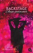 Cover-Bild zu eBook Backstage - Anya undercover