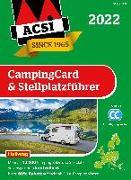 Cover-Bild zu ACSI CampingCard & Stellplatzführer 2022 von ACSI