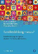 Cover-Bild zu Müller, Matthias: Familienbildung - wozu? (eBook)