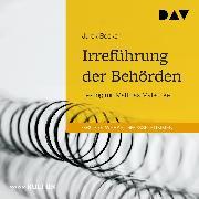 Cover-Bild zu Becker, Jurek: Irreführung der Behörden (Audio Download)