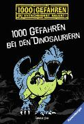 Cover-Bild zu 1000 Gefahren bei den Dinosauriern von Lenk, Fabian
