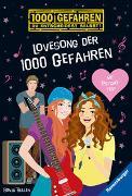 Cover-Bild zu Lovesong der 1000 Gefahren von Bullen, Sonja