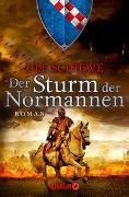 Cover-Bild zu Der Sturm der Normannen von Schiewe, Ulf