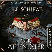 Cover-Bild zu Der Attentäter (Ungekürzt) (Audio Download) von Schiewe, Ulf
