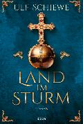 Cover-Bild zu Land im Sturm von Schiewe, Ulf