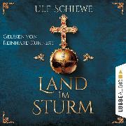 Cover-Bild zu Land im Sturm (Ungekürzt) (Audio Download) von Schiewe, Ulf