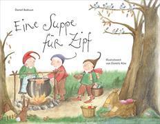 Cover-Bild zu Eine Suppe für Zipf